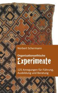titelseite buch organisationsethische experimente